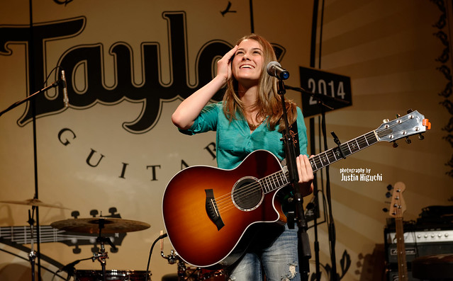 Photo:Alana Springsteen at NAMM 1/23/2014 #9 By jus10h