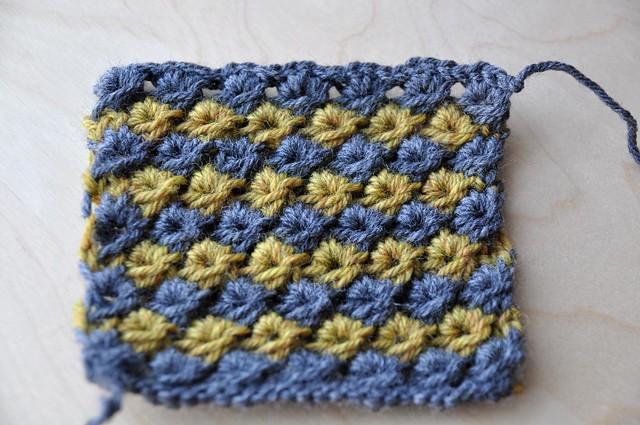 anemone stitch