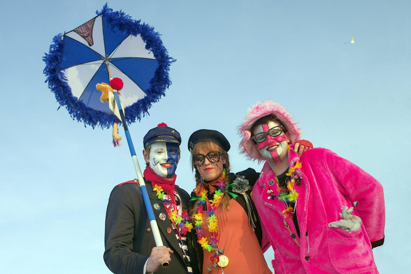 Carnaval de Dunkerque - Un petit coin de parapluie