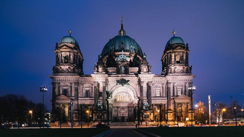 Berliner Dom.