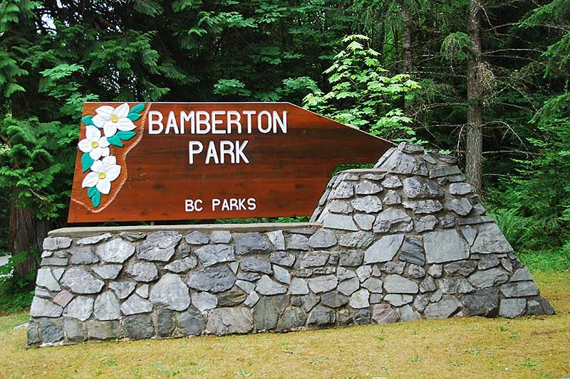 Bamberton Park, Mill Bay, Vancouver Island, British Columbia, Canada