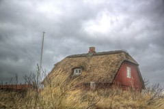 Cottage in Clouds
