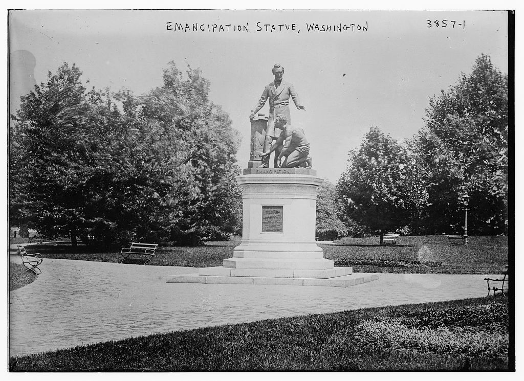 Emancipation Statue, Washington (LOC)