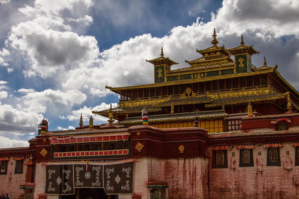 7. Monasterio tibetano de Samye. Autor, Jay goldman