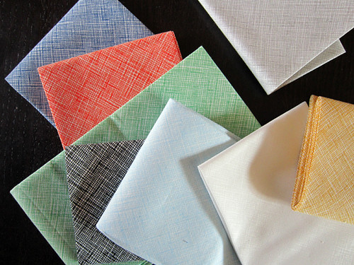Crosshatch fabrics