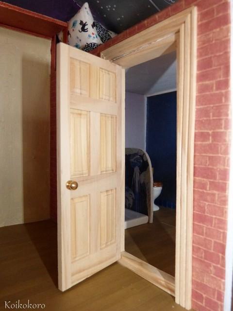 Qu'est ce qui se cache derrière la porte ?