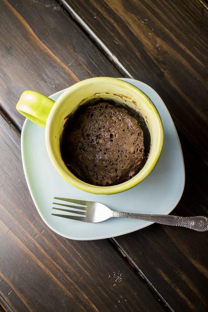 Chocolate Cake In a Mug_1