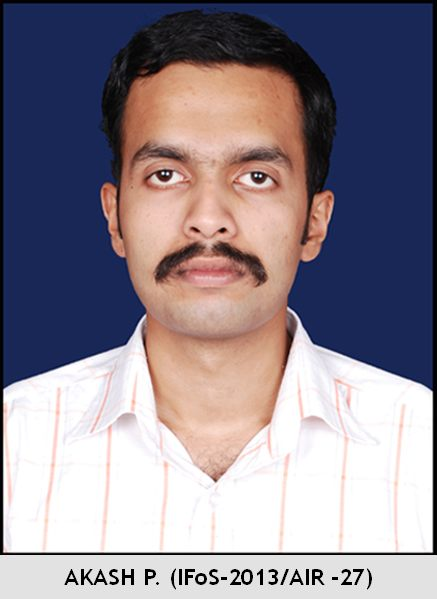 IFoS-2013-AIR-27-Akash P