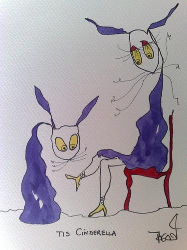Tis Cinderella by Tis Art