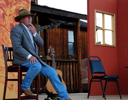 Cowboy, RCRT by trudeau