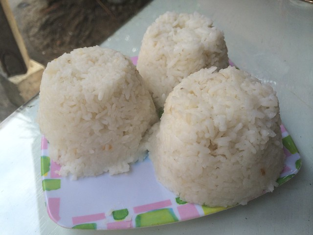 Rice - Plato D'Boracay Resto