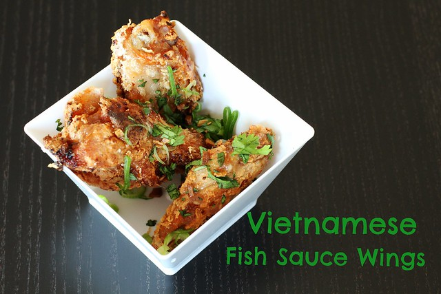Vietnamese Fish Sauce Wings title pic