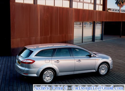 Ford of Europe Mondeo SW