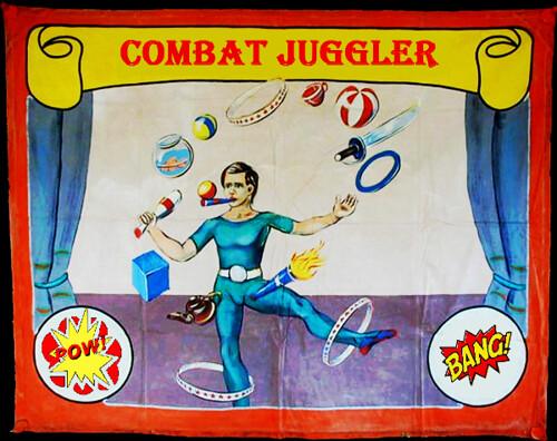 Combat Juggling!
