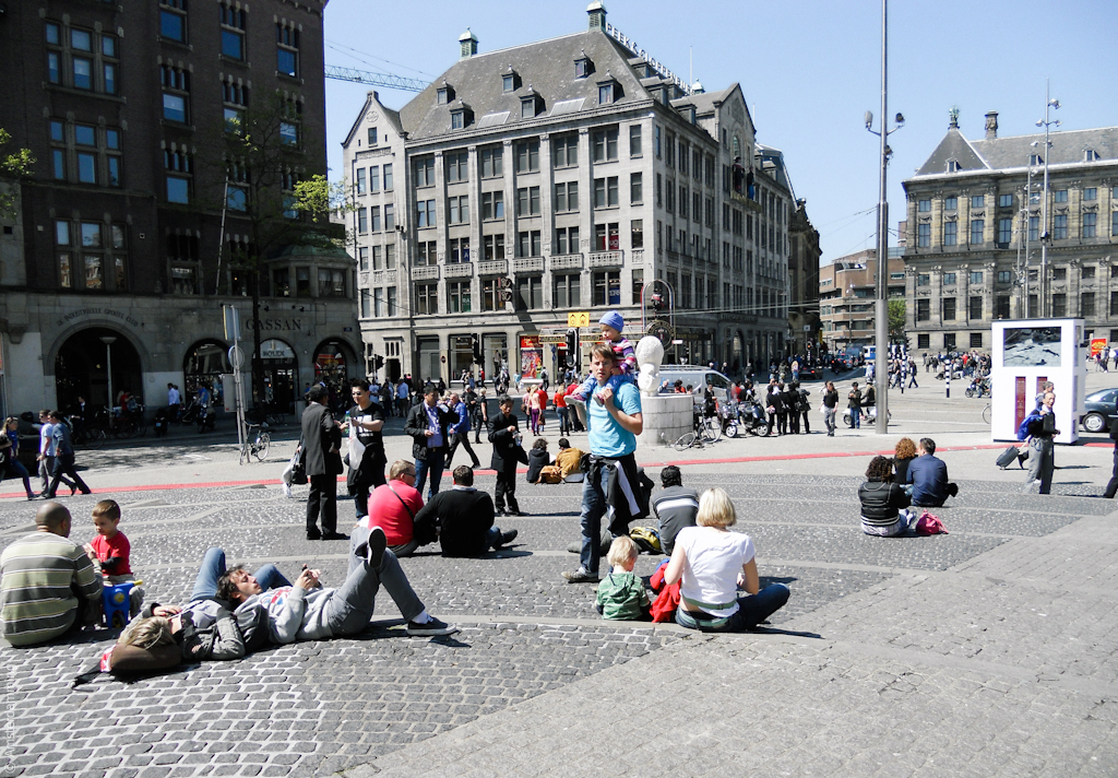 Amsterdam in Spring (2012-2013)