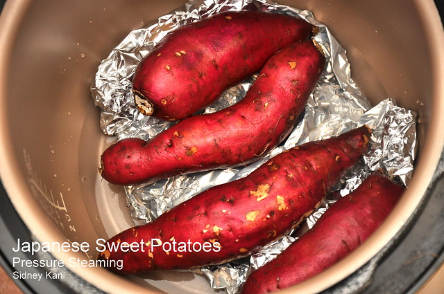 Japanese Sweet Potato Latte