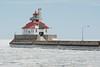 Duluth Ship Canal - South Pier Lighthouse