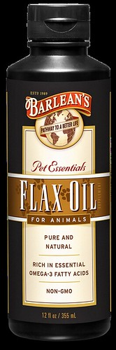 Pet Essentials Flax Oil for Animals