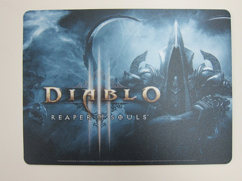 Reaper of Souls - Collector's Edition - Malthael Mouse Pad