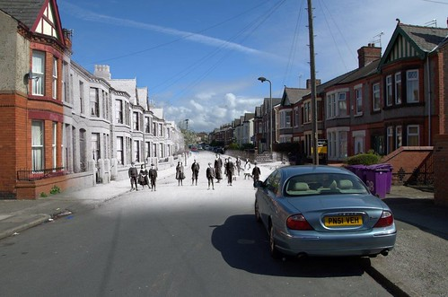 Russian Drive, Tuebrook, 1905 in 2014