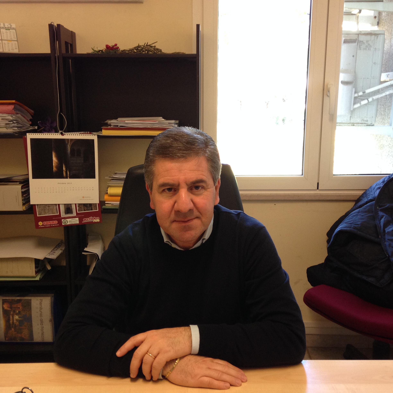 Il sindaco Roberto Romagno
