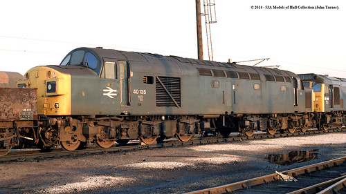 4/10/1981 - Springs Branch (SP) TMD, Wigan.