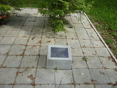 Photo of Black plaque number 30877