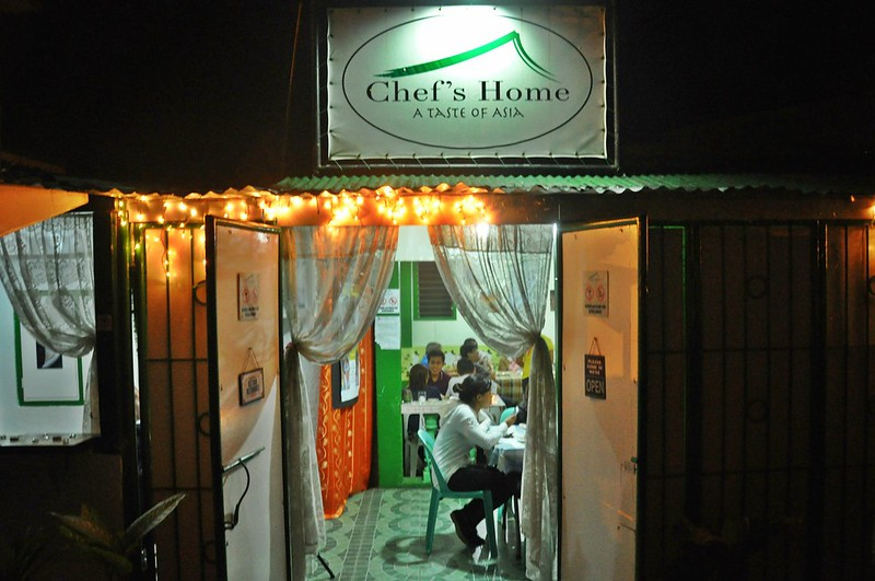 Chef's Home