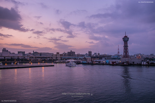 morning travel tower japan sunrise landscape photography hongkong dawn pier photo twilight ship harbour fb 日本 fukuoka 香港 旅行 bg 風景 九州 船 福岡 hakata 博多 日出 攝影 碼頭 fbp 港口 500px thumblr bellphoto 博多港 福岡港 晨晞 photobybg はかたこう よかなび 博多塔 博多港塔