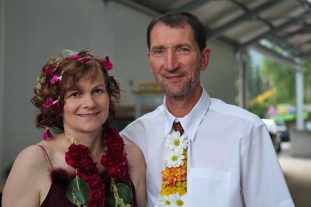 Birgit und Rainer Nekowitsch