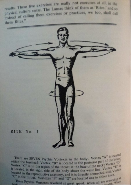 five rites