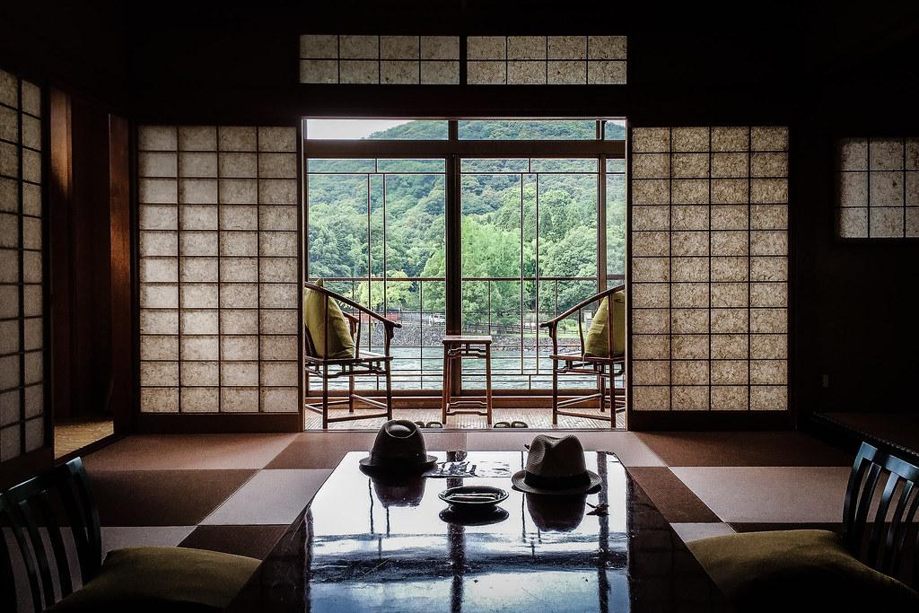 japan photos | hanayashiki ukifune-en ryokan