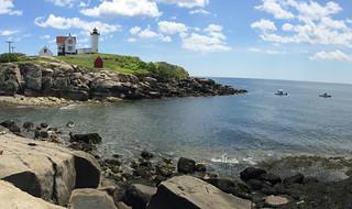 Maine - Nubble Lighthouse