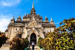 Gawdawpalin Temple (Bagan, Myanmar)