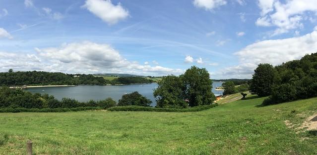 Llangedfedd reservoir