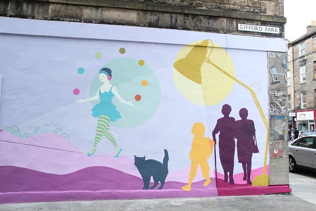 Gifford Park Mural