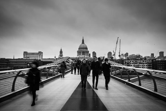 London in Mono #34