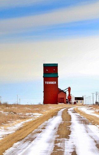elevator wheat grain storage prairie icon tessier saskatchewan