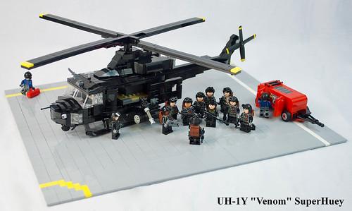 UH-1Y Venom SuperHuey