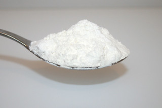 13 - Zutat Mehl / Ingredient flour