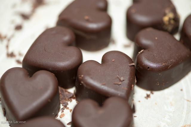 Mmm...chocolate!