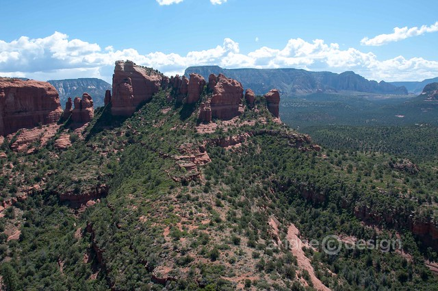 Sedona helicopter tour-10