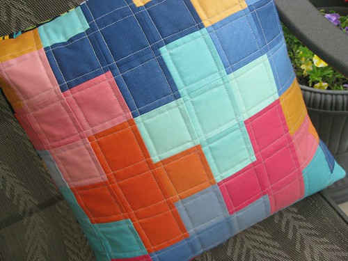 plus pillow quilting