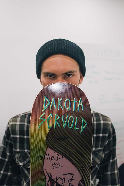 #DakotaYerPro!