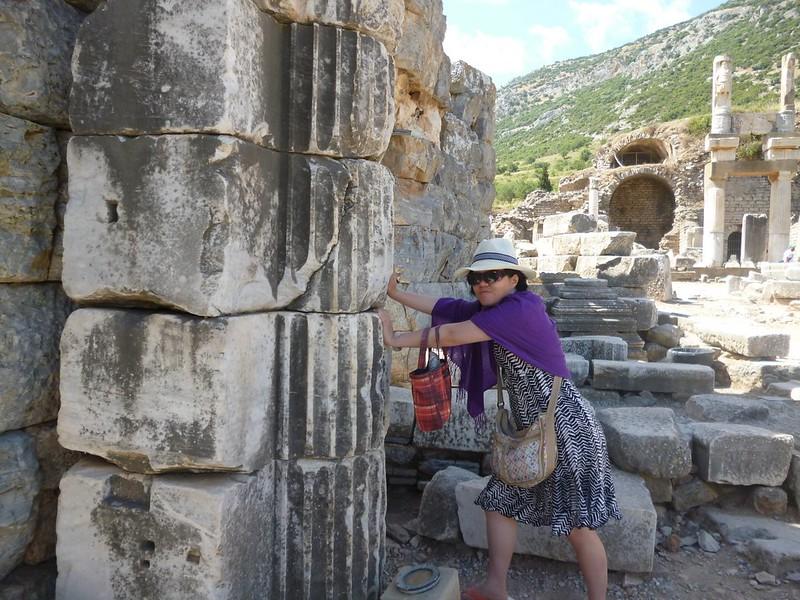 YQ in Ephesus