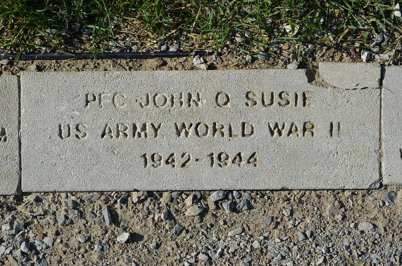 Susie, John