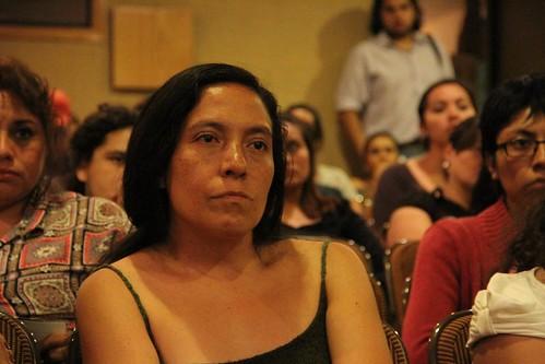 2013/06/04 mesa de debate Violencia y Feminicidio