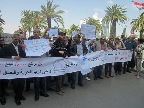 Tunisian Media Experts React to Egypt Verdict