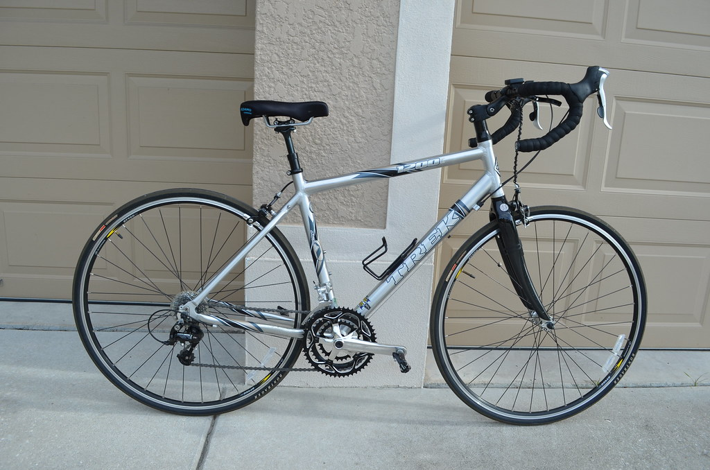 trek 1200 c 1200c road bike bicycle tampa bike trader