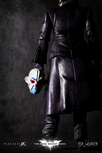 The Joker - The Dark Knight (TDKR) - Batman - Play Arts Kai